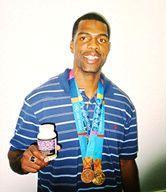 Derrick Brew - olimpijski tekač