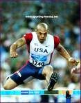 James Carter - srebrna medalja