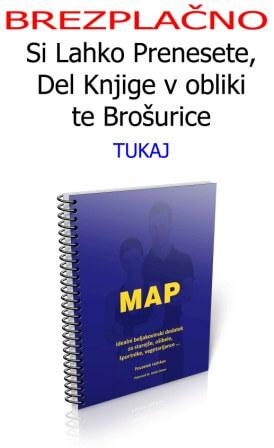 MAP Beljakovine brošurica