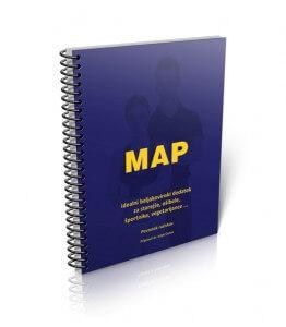 MAP Idealni beljakovinski dodatek za starejše, oslabele, športnike in vegetarijance - knjiga dr.Iztoka Ostana