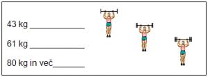 Postopno povečevanje obremenitev pri fizični aktivnosti