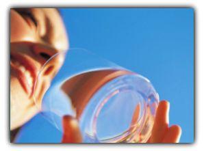 Voda je bistvena za preživetje